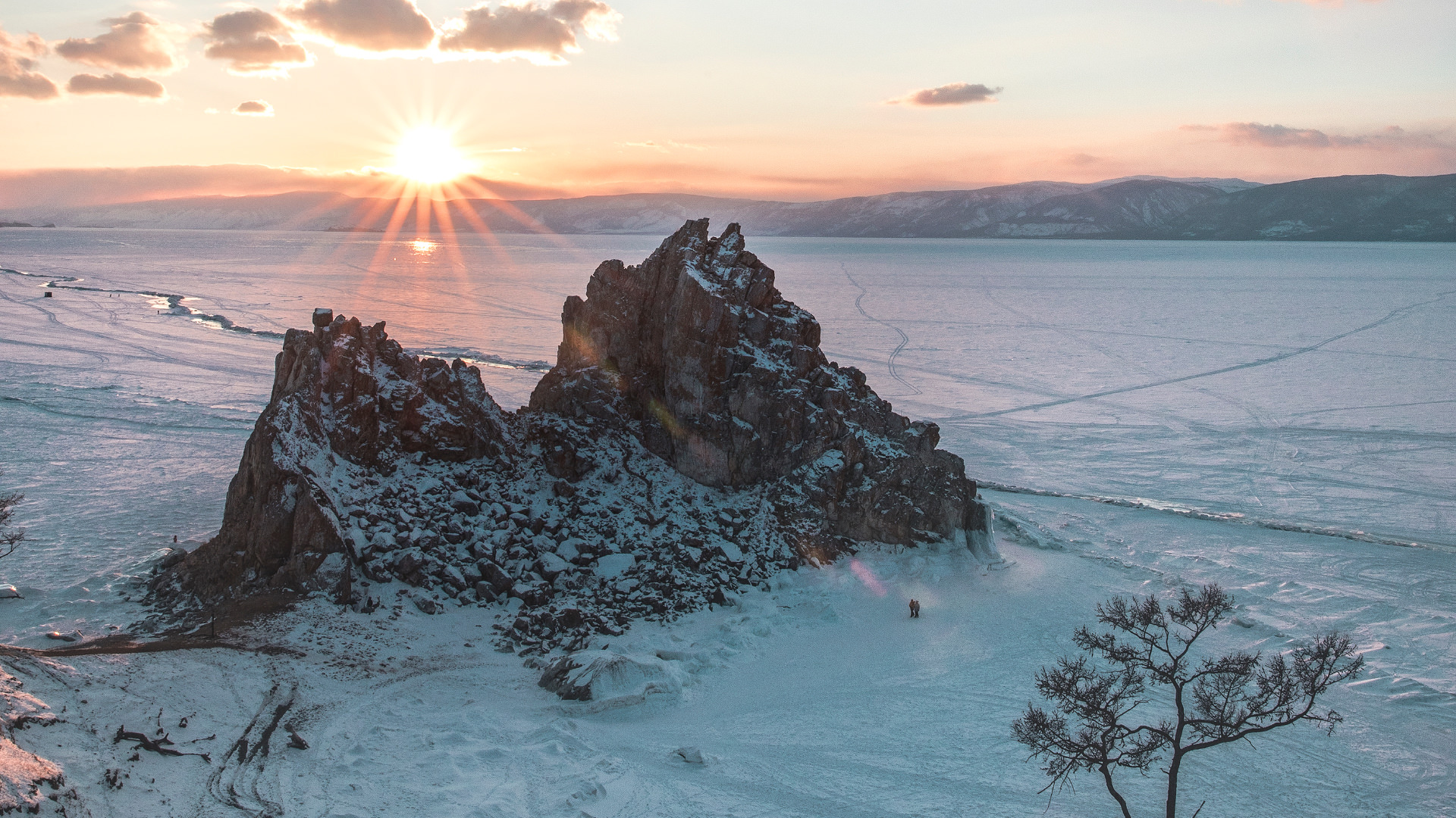 Sibirya Ekspresi ile Buz Harikası Baykal Gölü