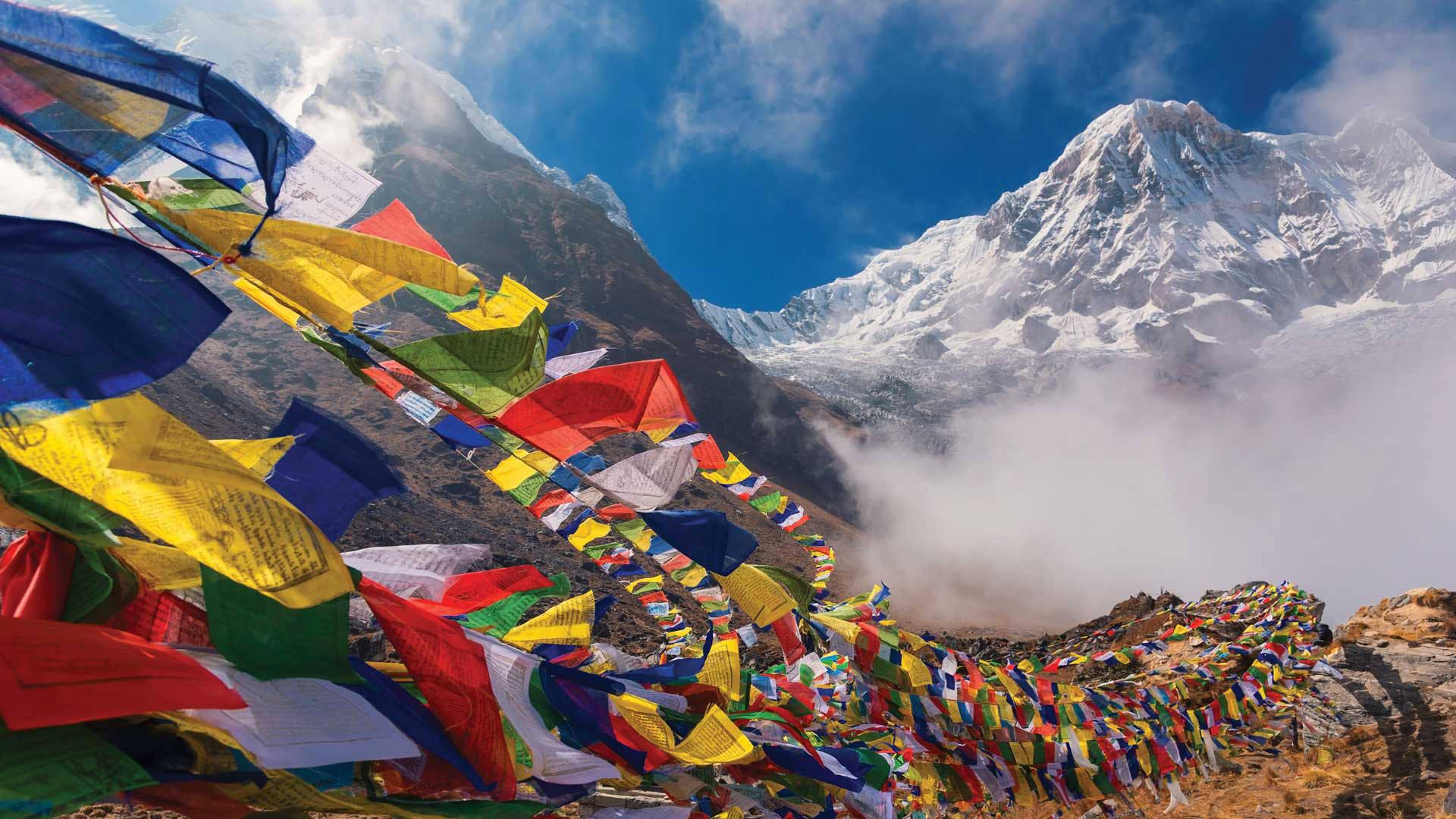 Nepal'in Trekking ile Ünlü Bölgesi: Annapurna