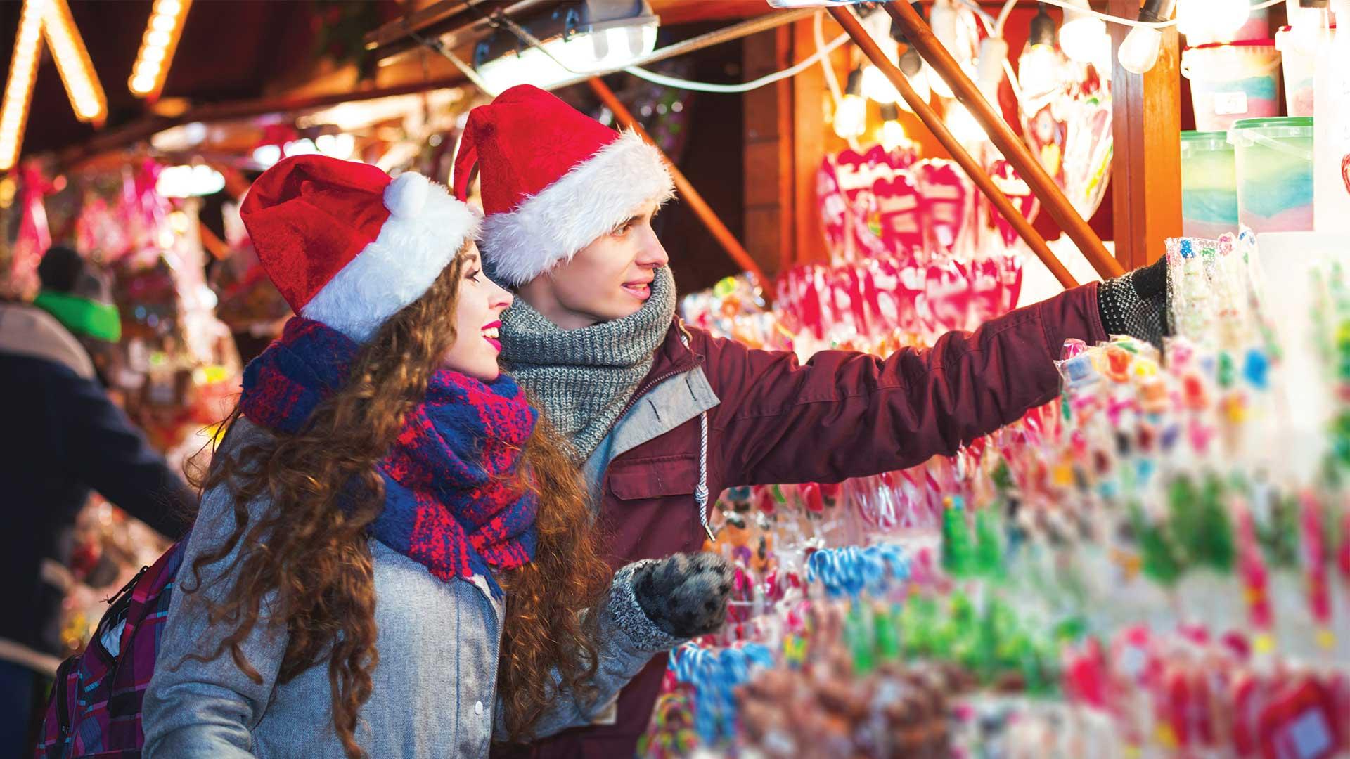 Yılın En Renkli Günleri: Noel Pazarları