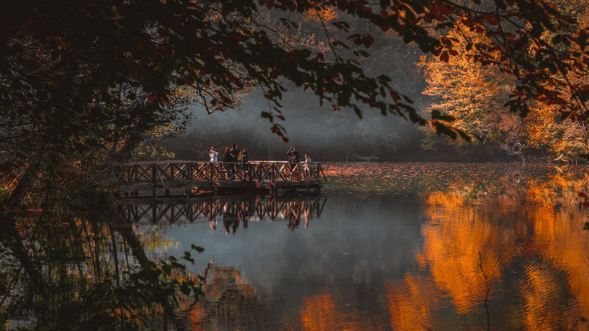 Bolu, Yedigöller: Sonbaharın En Güzel Yaşandığı Yer