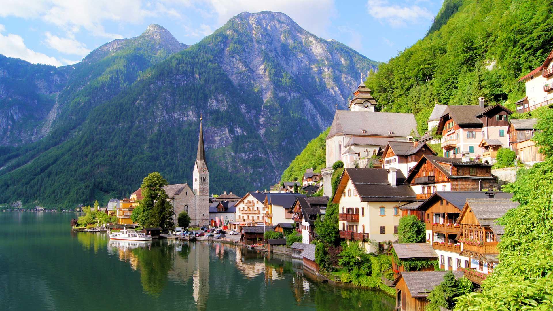 Avrupa'nın En Güzel Köyleri