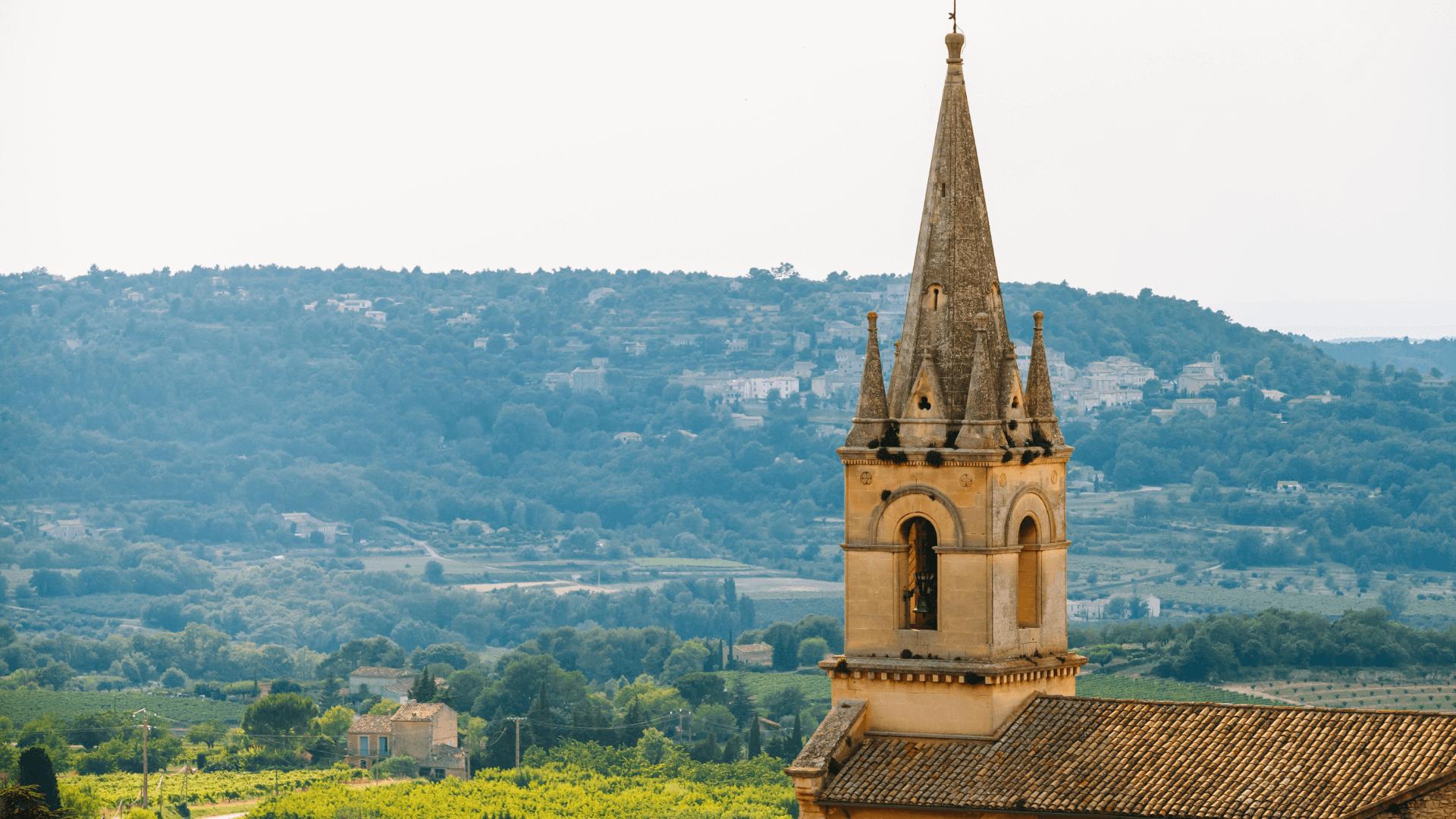 Provence'ta Güzel Bir Gün…