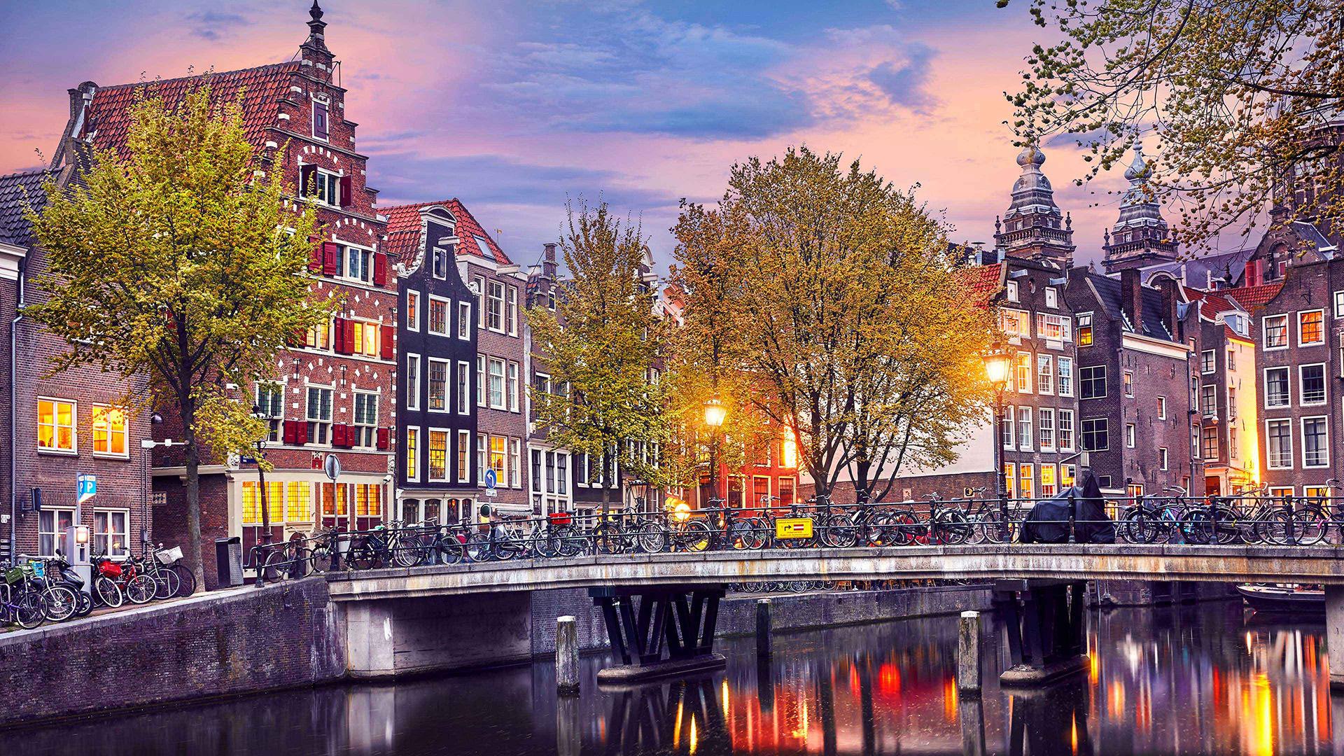 Amsterdam: Nine Streets