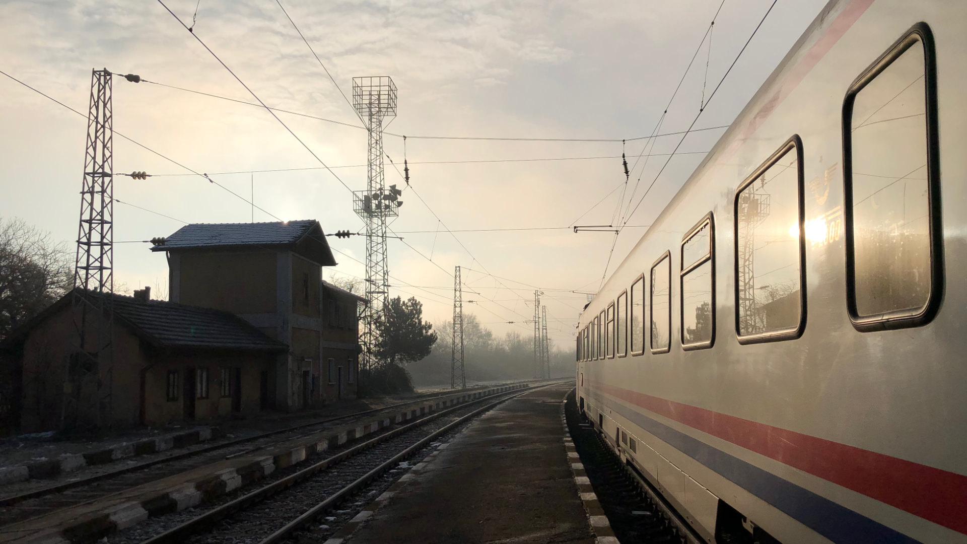 Tren Seyahati İçin Biçilmiş Rota: Sofya