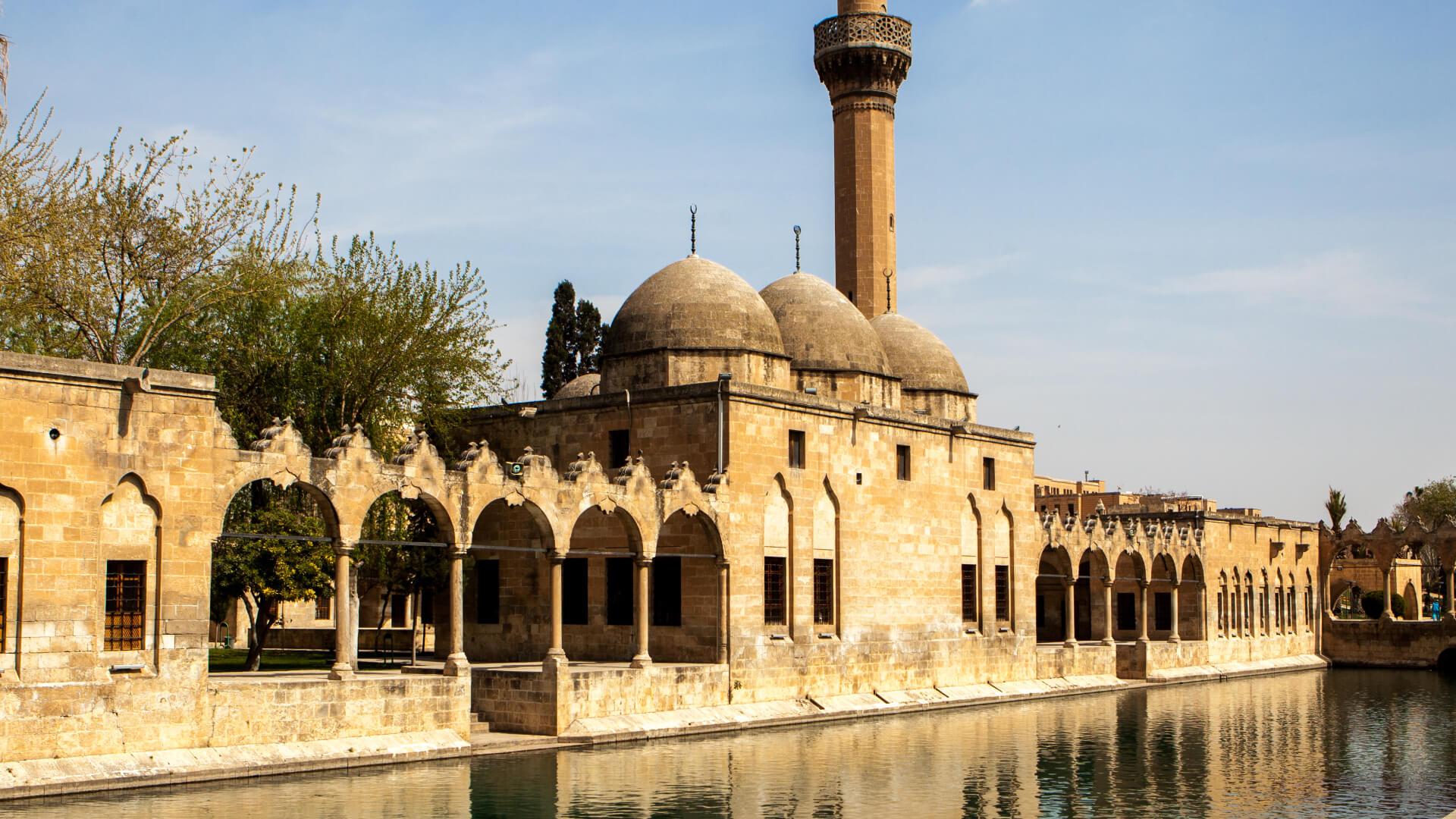 Mezopotamya'nın Esrarengiz Şehrinde Balıklıgöl