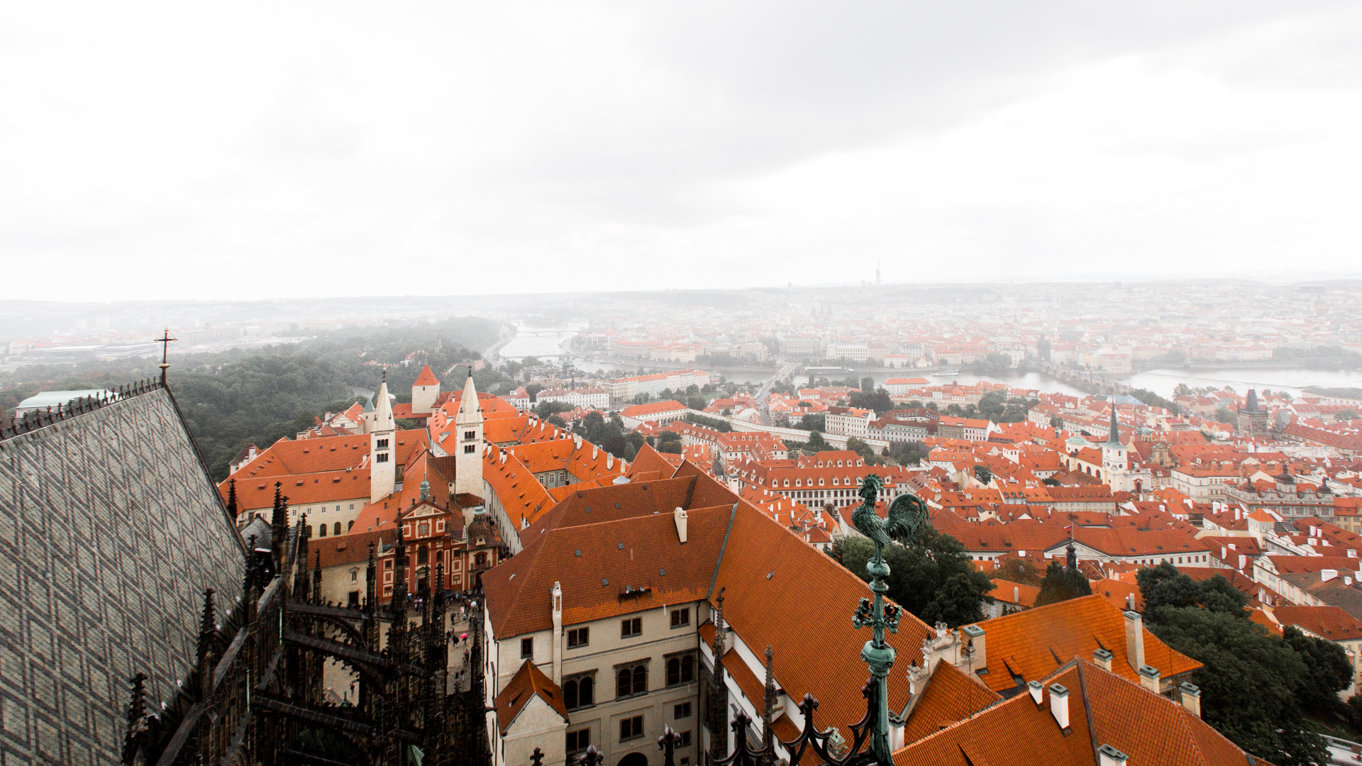 Bir Masal Şehri: Prag