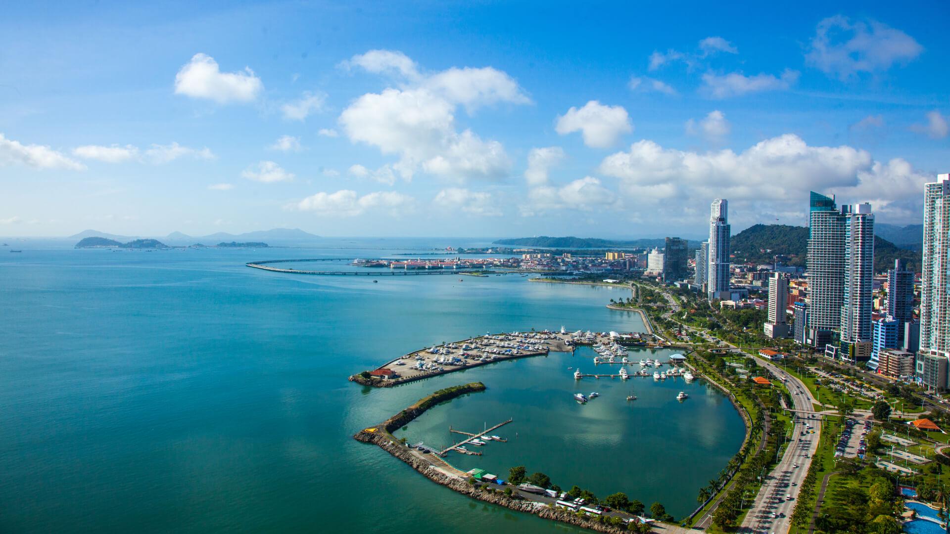 Tropik Doğa ve Modern Şehir Bir Arada, Panama