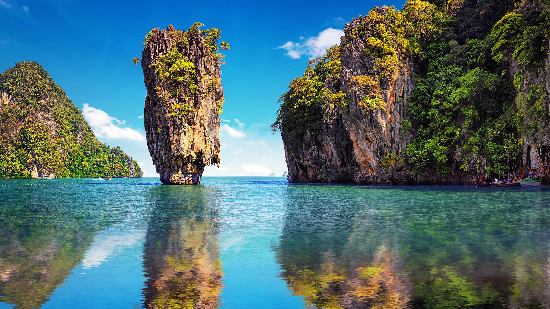 Tayland'ın En İyi Plajları