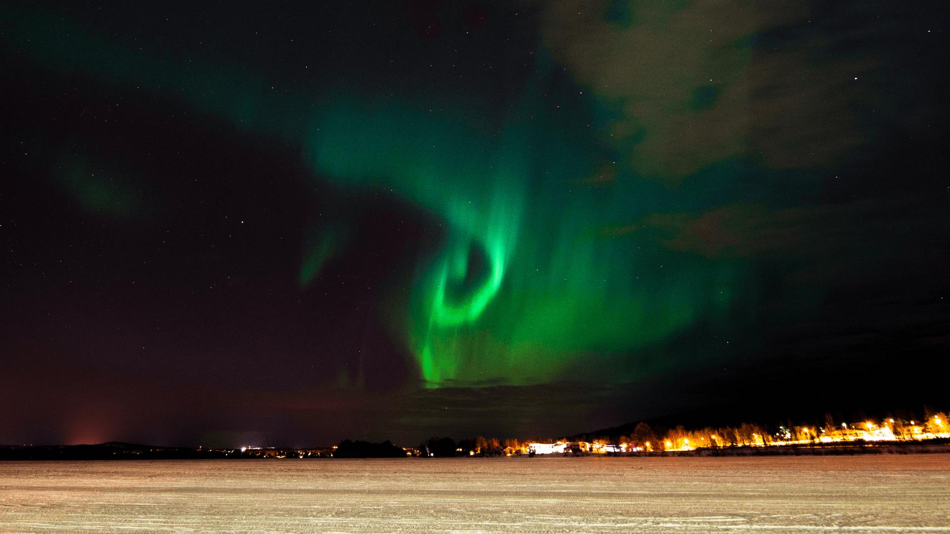 Kuzey Işıklarını Fotoğraflamak