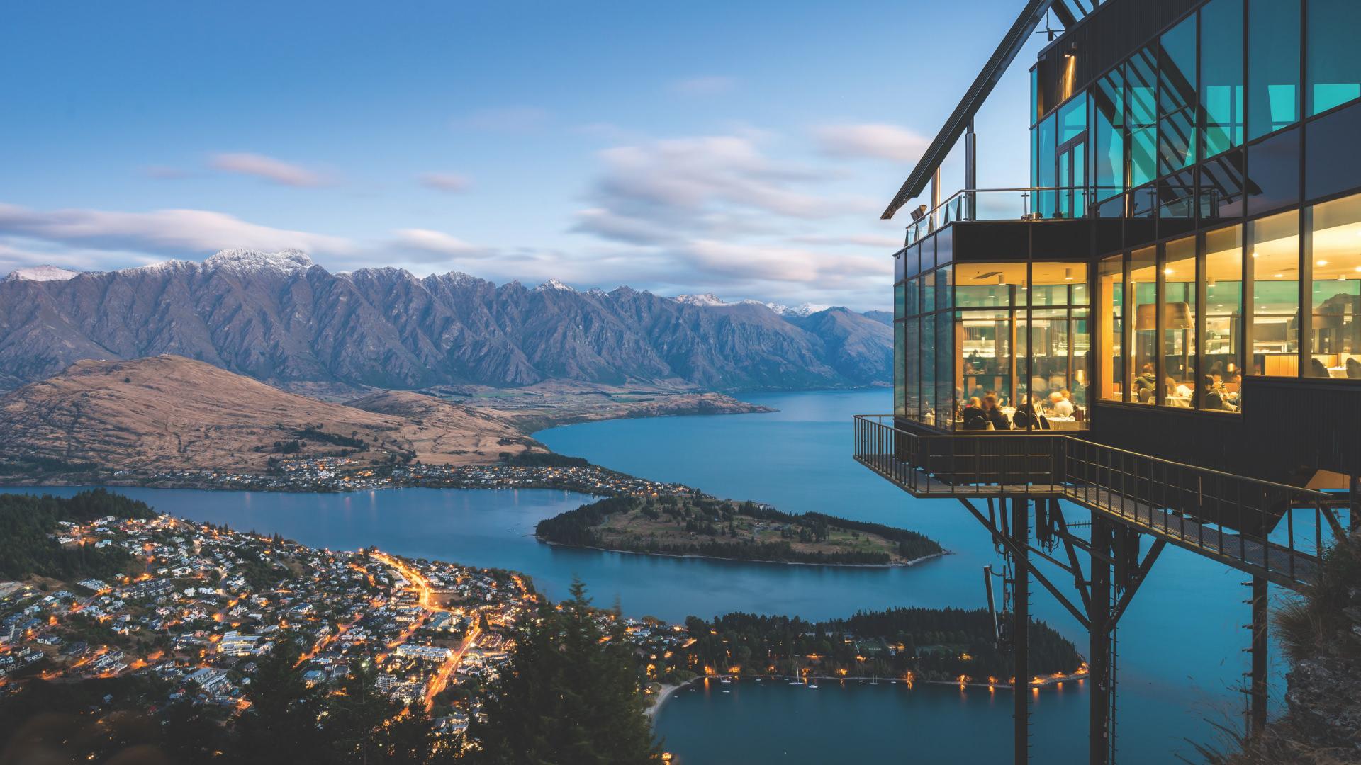 Doğa ve Lüksün Buluştuğu Ülke: Yeni Zelanda