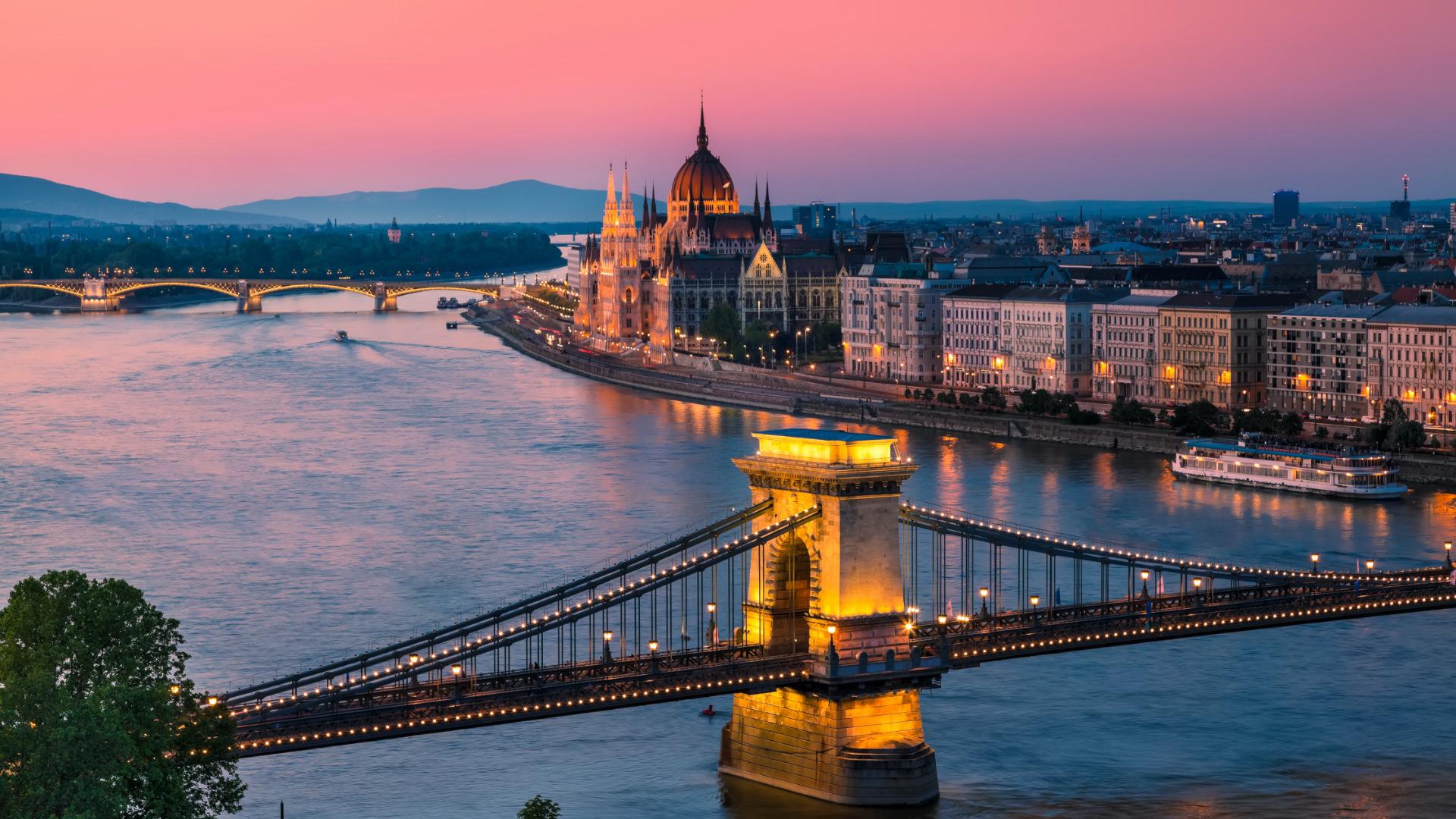 48 Saat Bir Şehir; Budapeşte