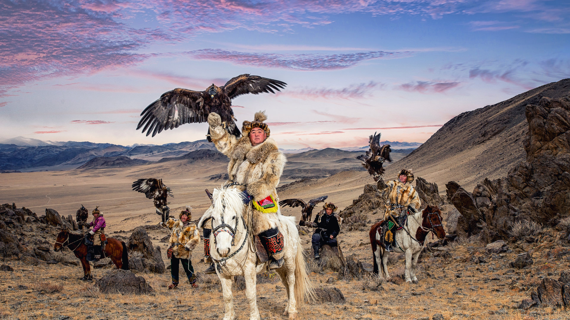 Uçsuz Bucaksız Orta Asya'nın Gizemli Ülkeleri