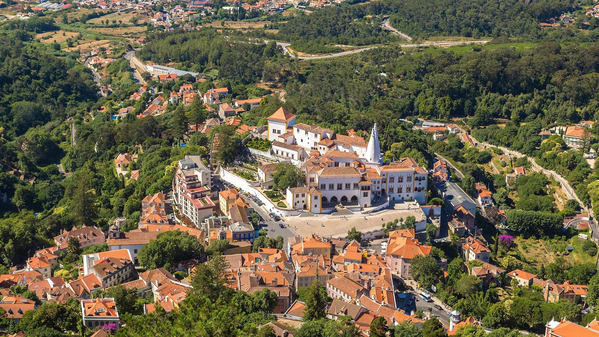 Kral ve Kraliçelere Layık Bir Romantizm: Sintra, Portekiz