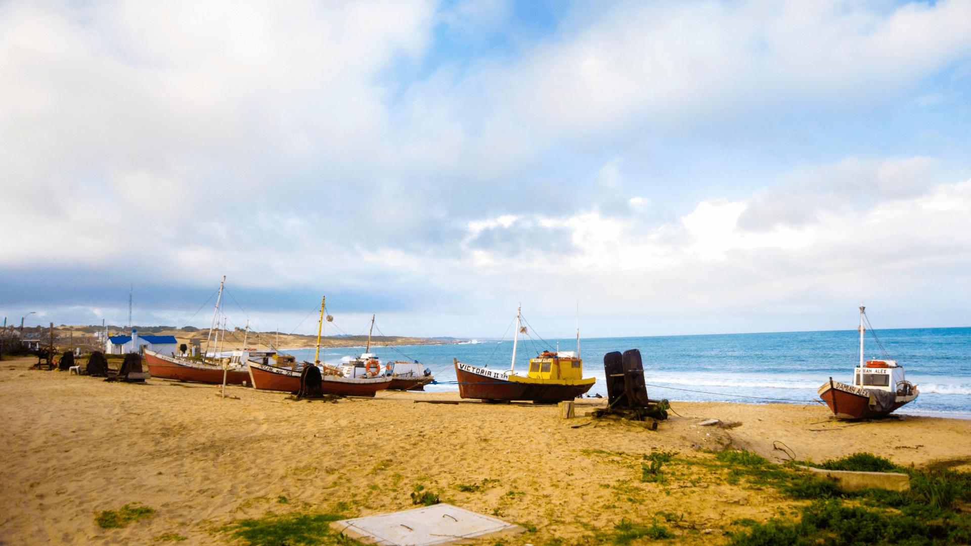 Uruguay'da Sonsuzluk Hissi, Punta Del Diablo