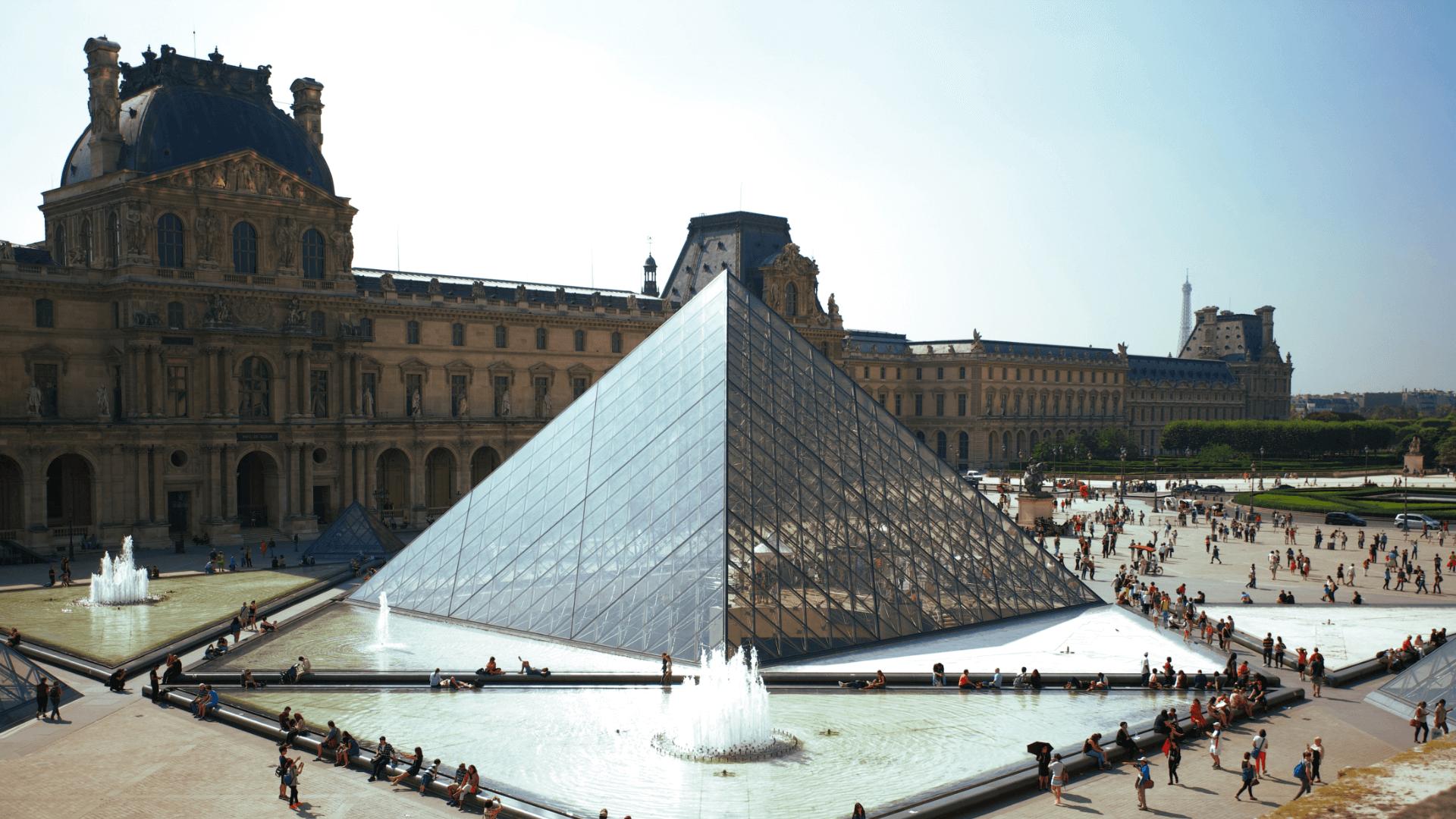 Louvre'un Piramidinin Yaratıcısı, Geometrik Mimarinin Ustası; Ieoh Ming Pei