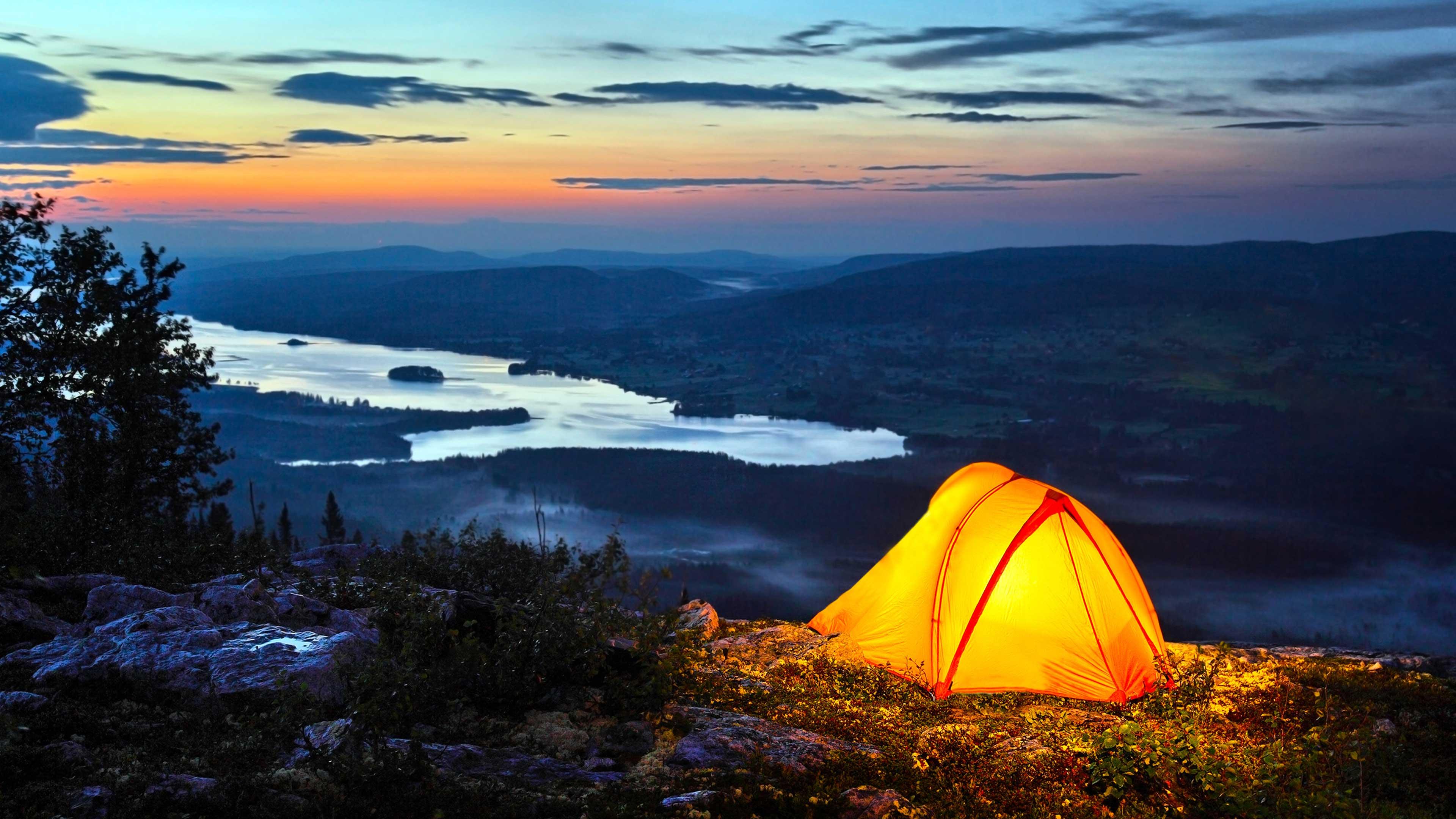 Yukarı Atlaslar'da Kamp Deneyimleri
