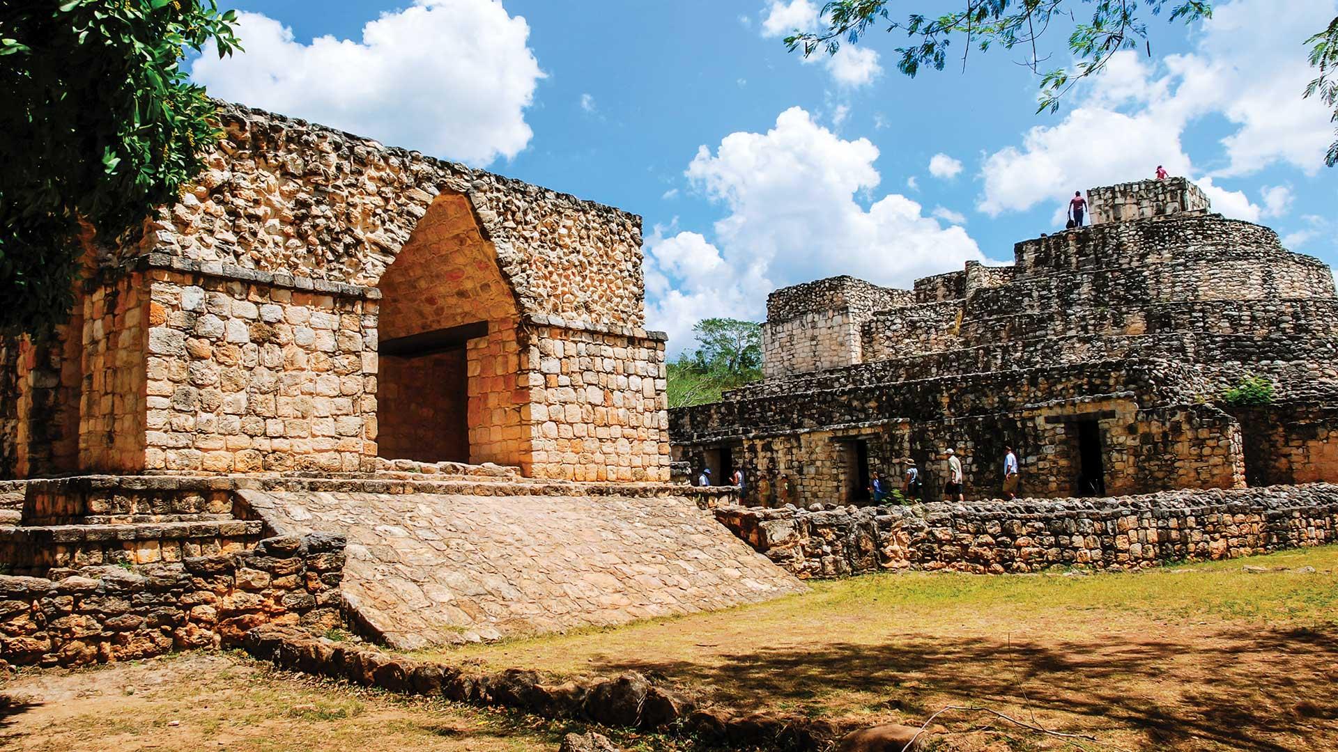 Mayaların İzinde Coba, Meksika