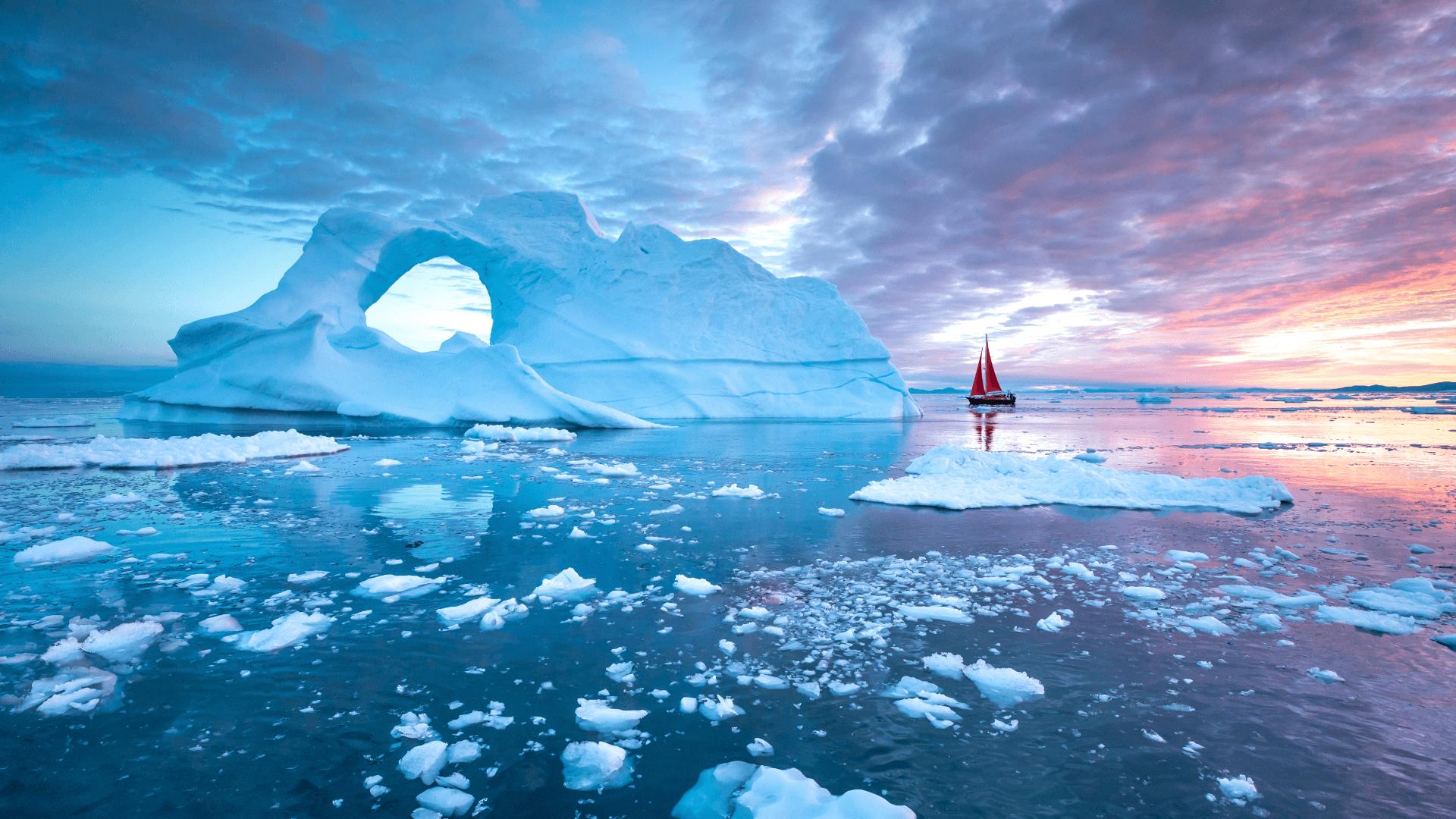 Grönland'da Bir Kış