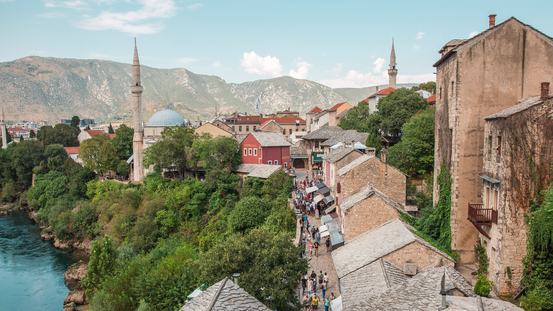 Bize Yabancı Olmayan Coğrafya: Bosna-Hersek