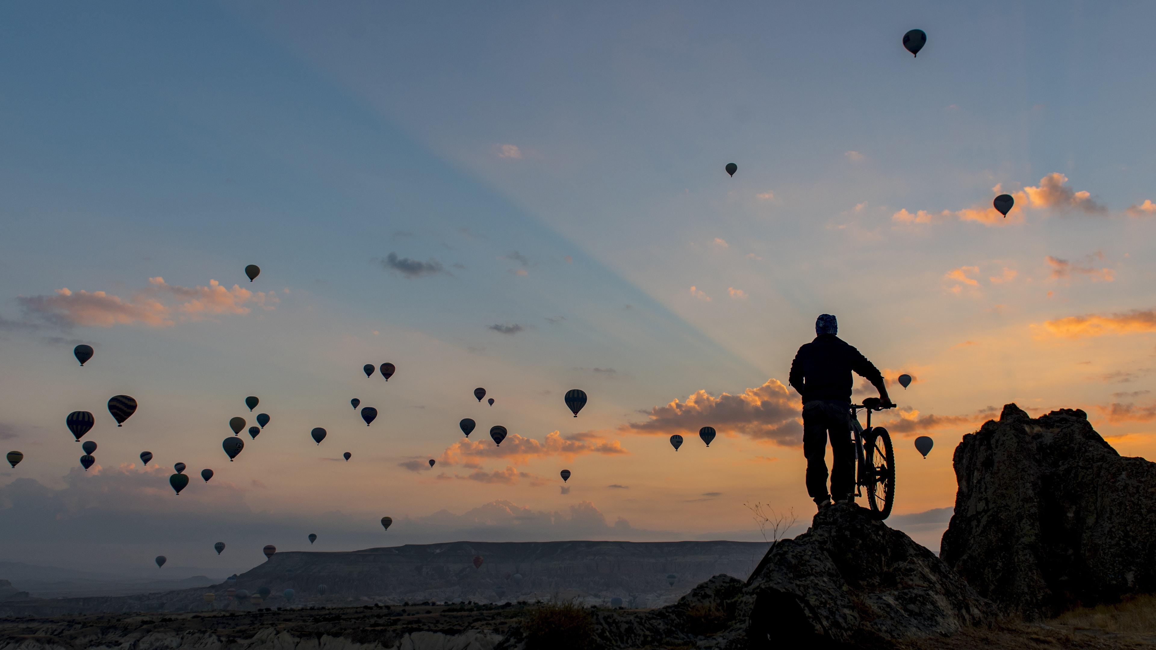 Lokal Deneyimler: Kapadokya Bisiklet Rotaları