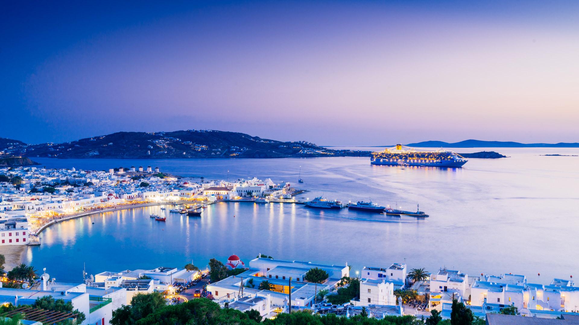 Yunanistan'ın 7 Adasından 7 Restoran