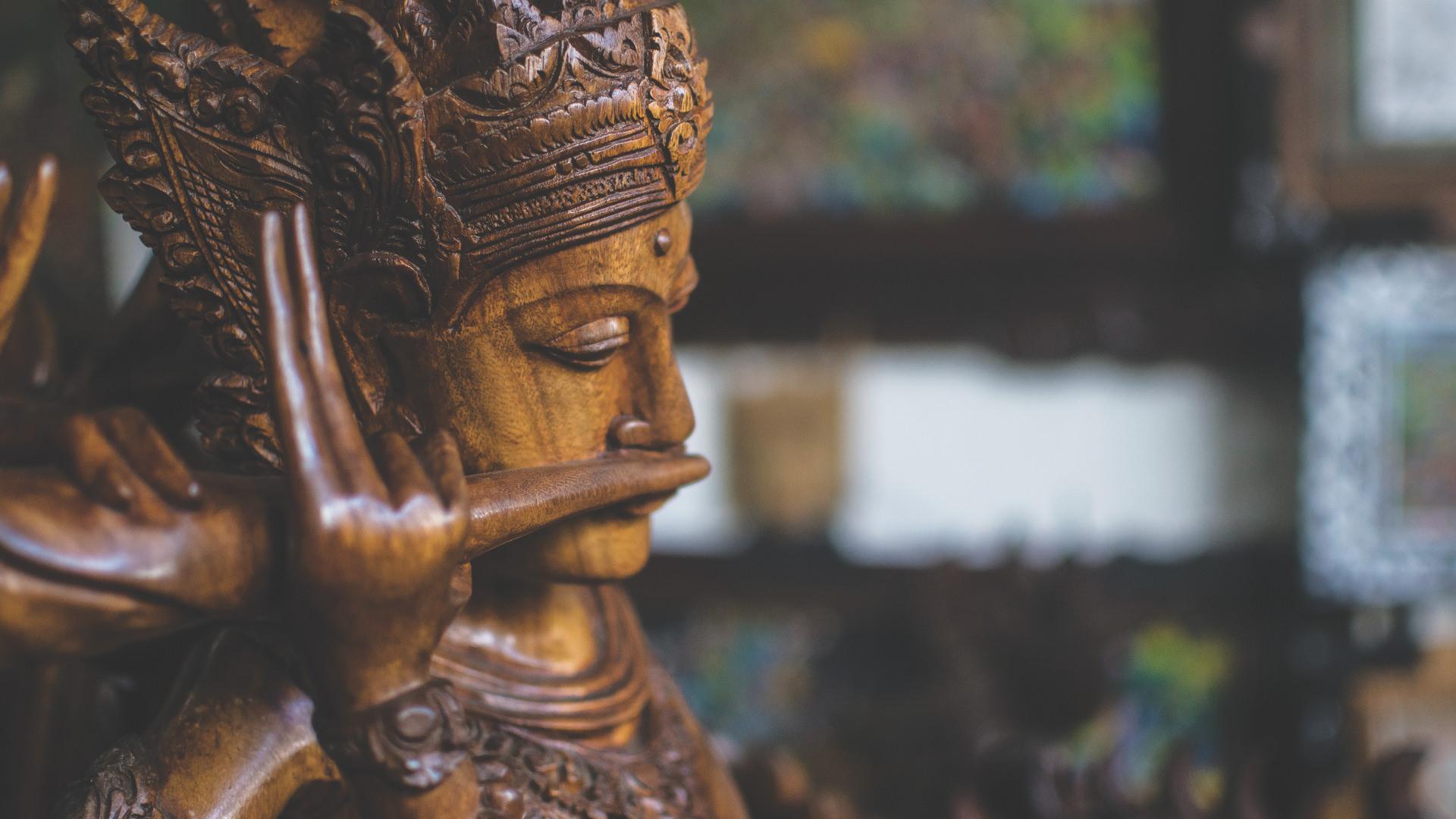 Ahşap ve Mücevher İşleme Sanatının Merkezi, Bali-Ubud Bölgesi