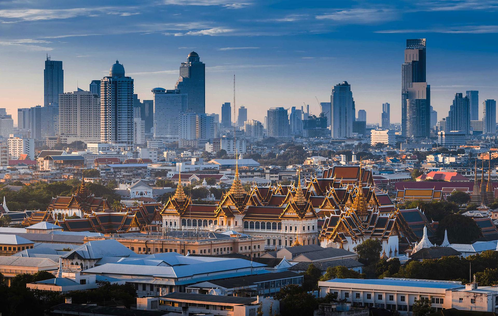 Büyük Saray'ın Modern Komşuları: Bangkok'un En İyi 10 Oteli