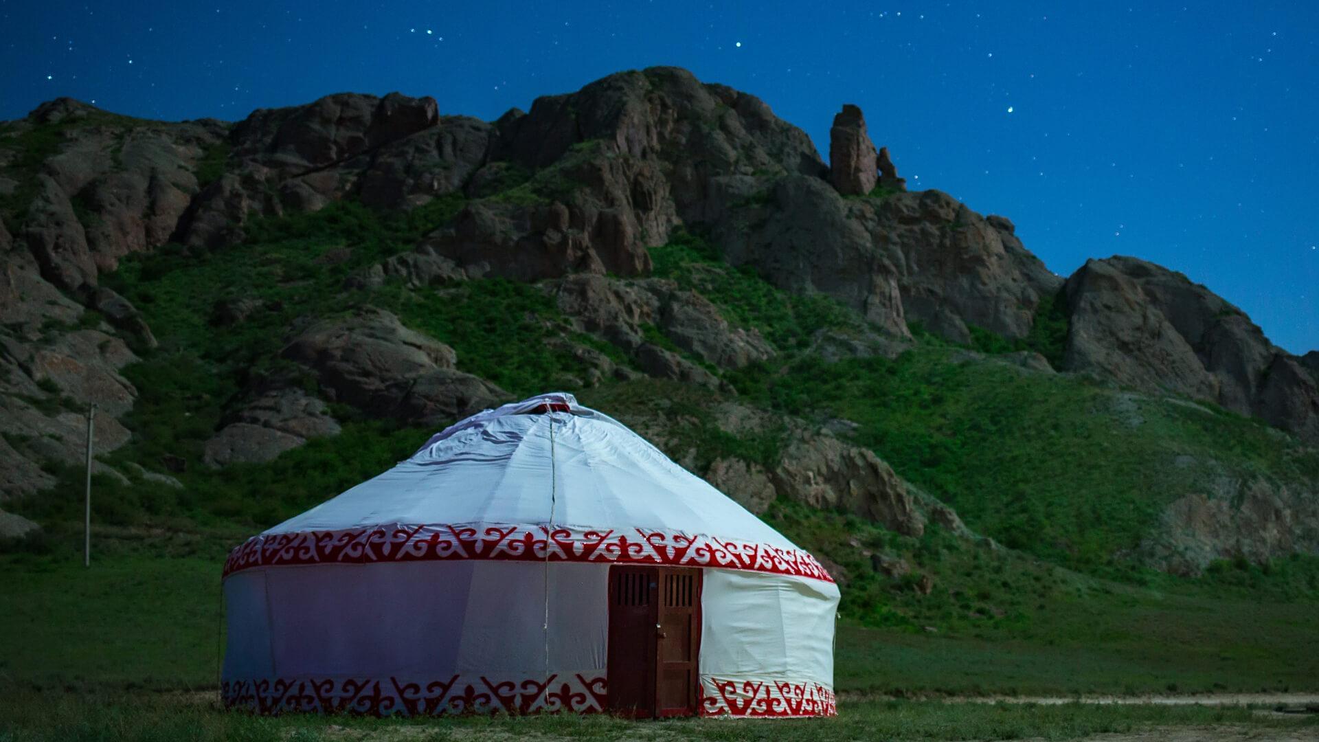 Bozkıra ve Dağlara Hayran Bırakan Coğrafya, Kazakistan
