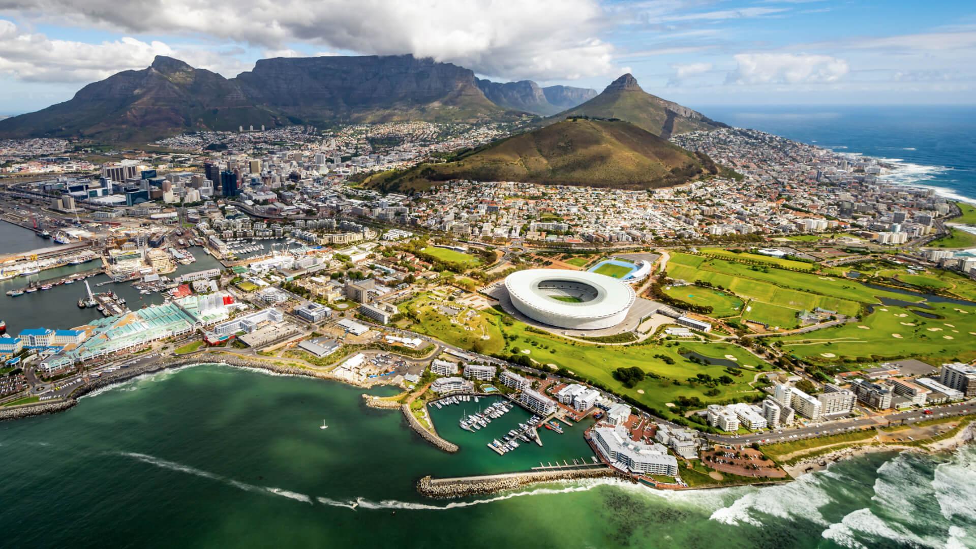 Dünyanın Ucundaki Büyülü Şehirde 72 saat; Cape Town