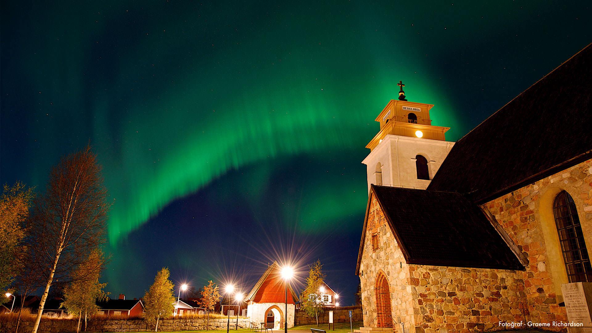 Kuzeyden Bir Kuzey Işıkları Macerası