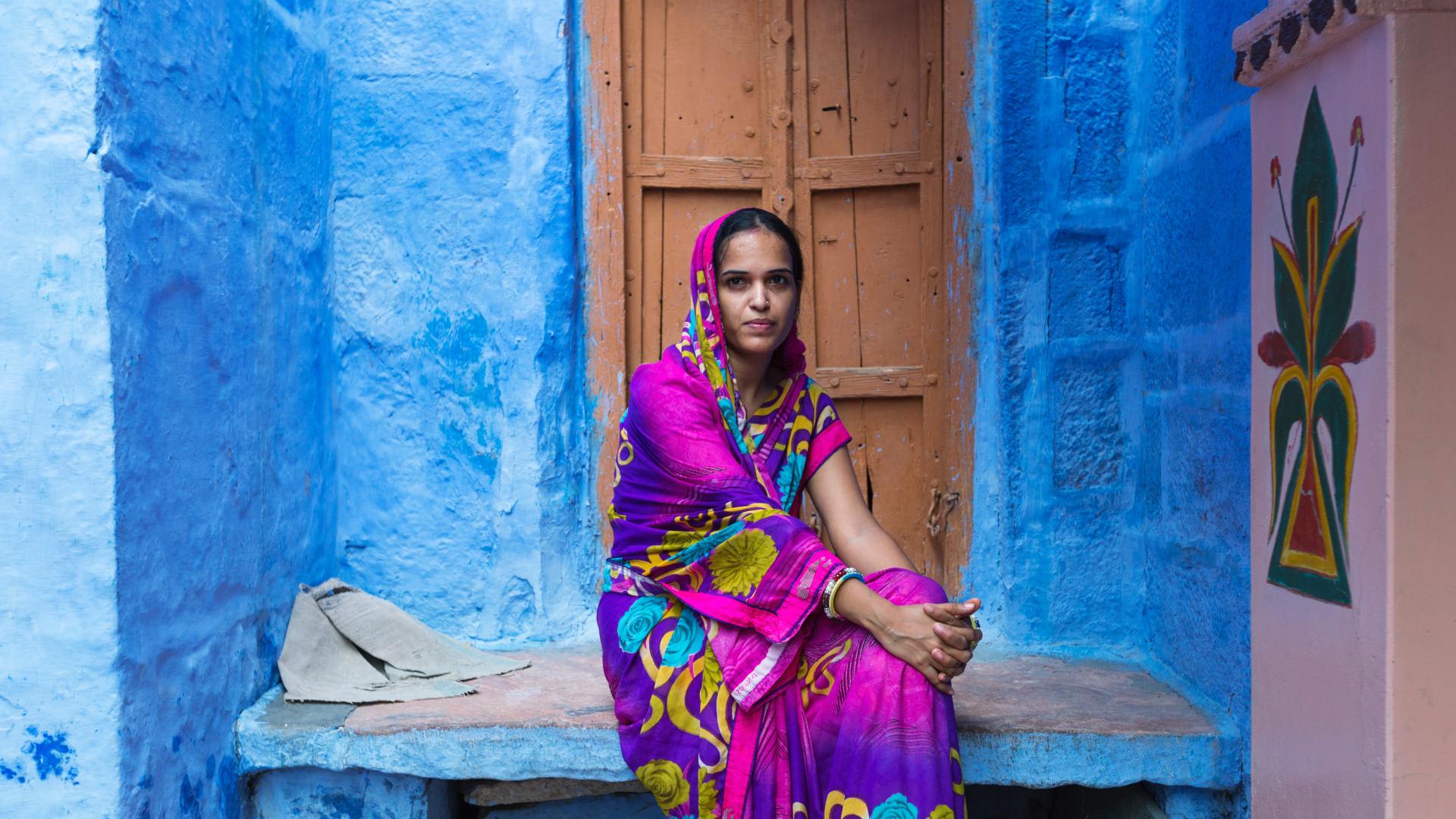 Hindistan'da Neden Halk Hâlâ Sari Giyiyor?