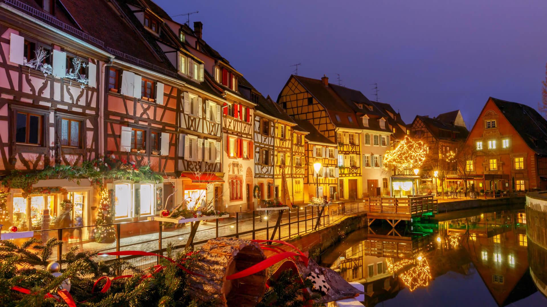 Bir Kış Masalı; Colmar'da 72 Saat