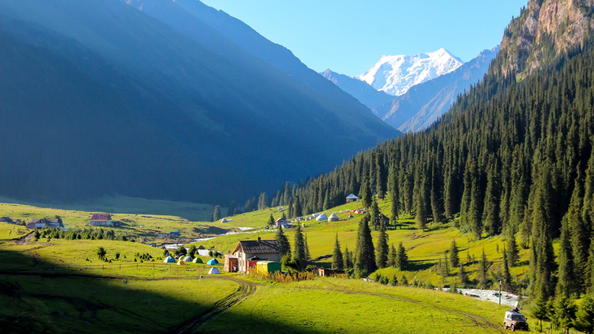 Engin Dağlar, Elma Yanaklı İnsanlar Ülkesi: Kırgızistan