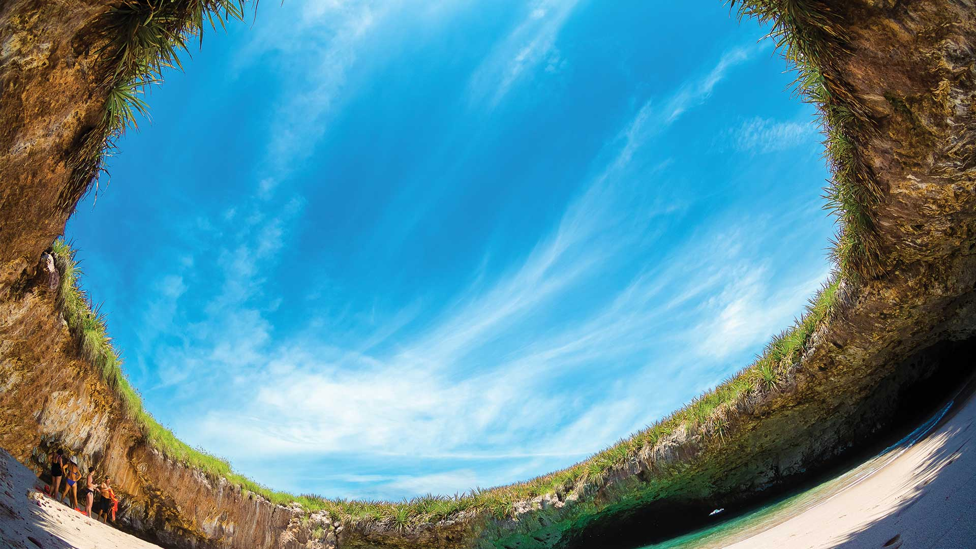 Yeryüzünün Hediyesi: Playa Del Amor