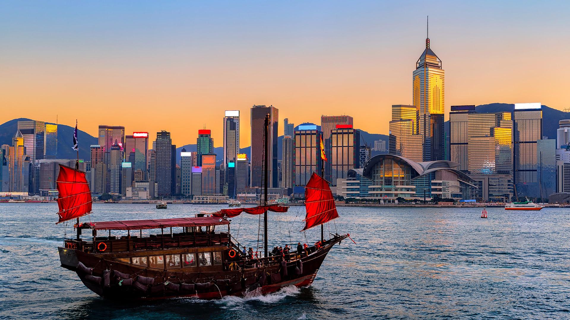 Lokal Deneyimler: Hong Kong, Lan Kwai Fong Bölgesi Geceleri