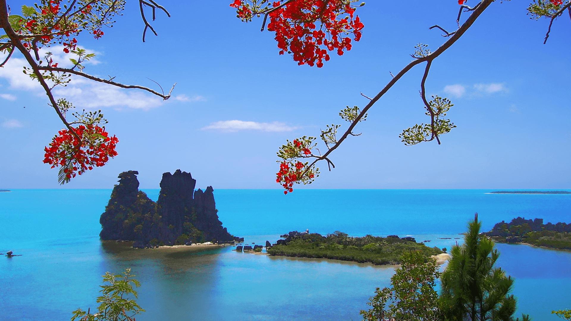 Avustralya'nın Yanında Bir Minicik Fransız Adası, Yeni Kaledonya