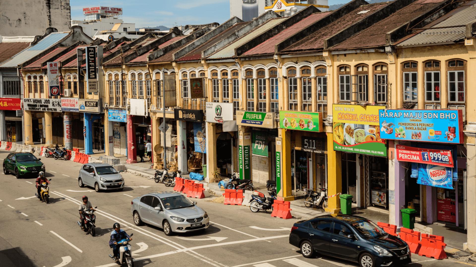 Penang'ın Burjuva Hayatı…