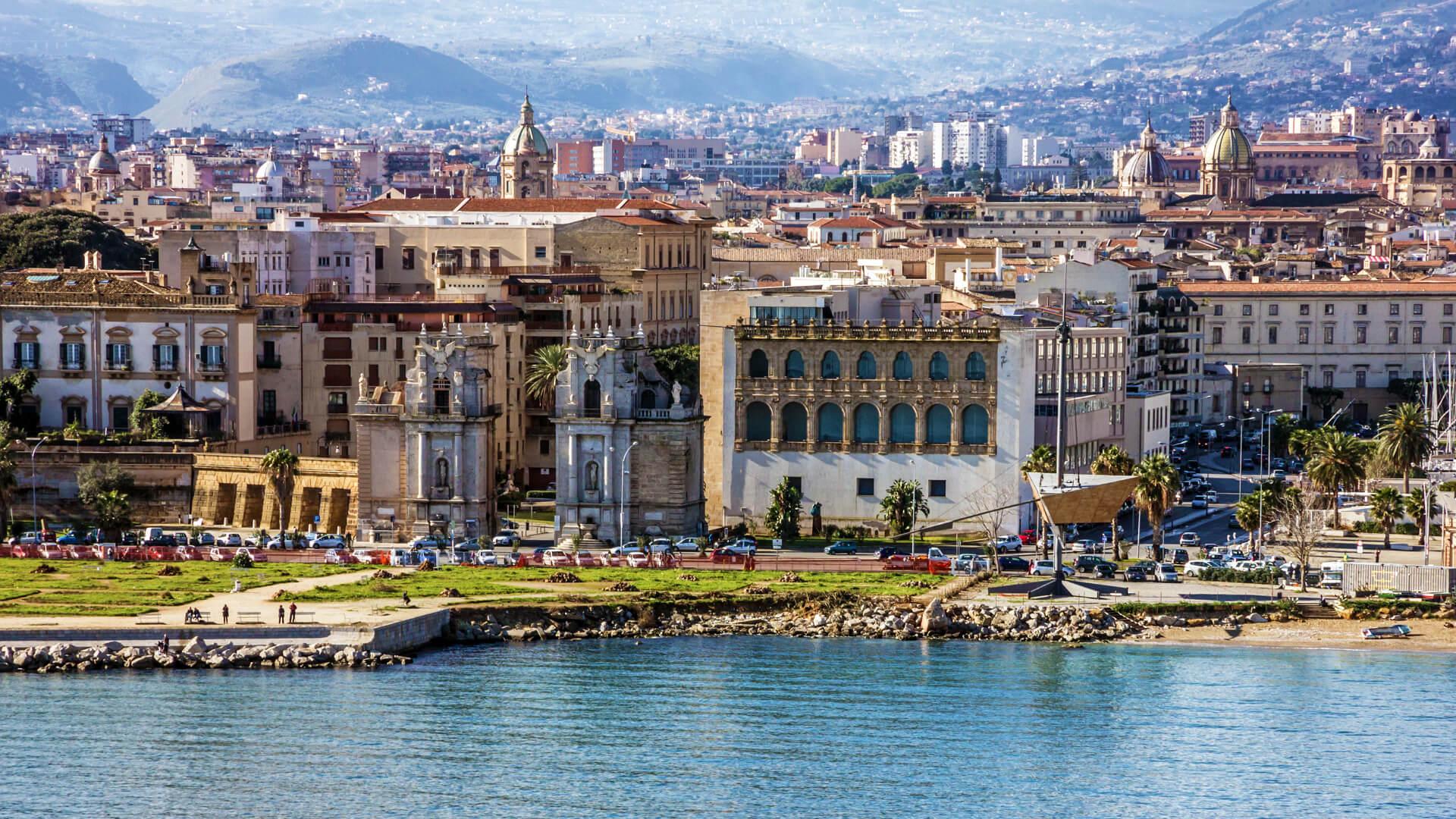 Sanat Şehri Palermo