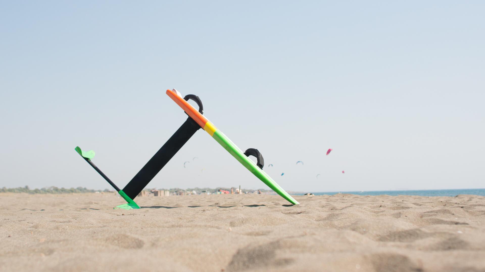 Adrenalin Tutkunları İçin Yeni Trend: Foil Board