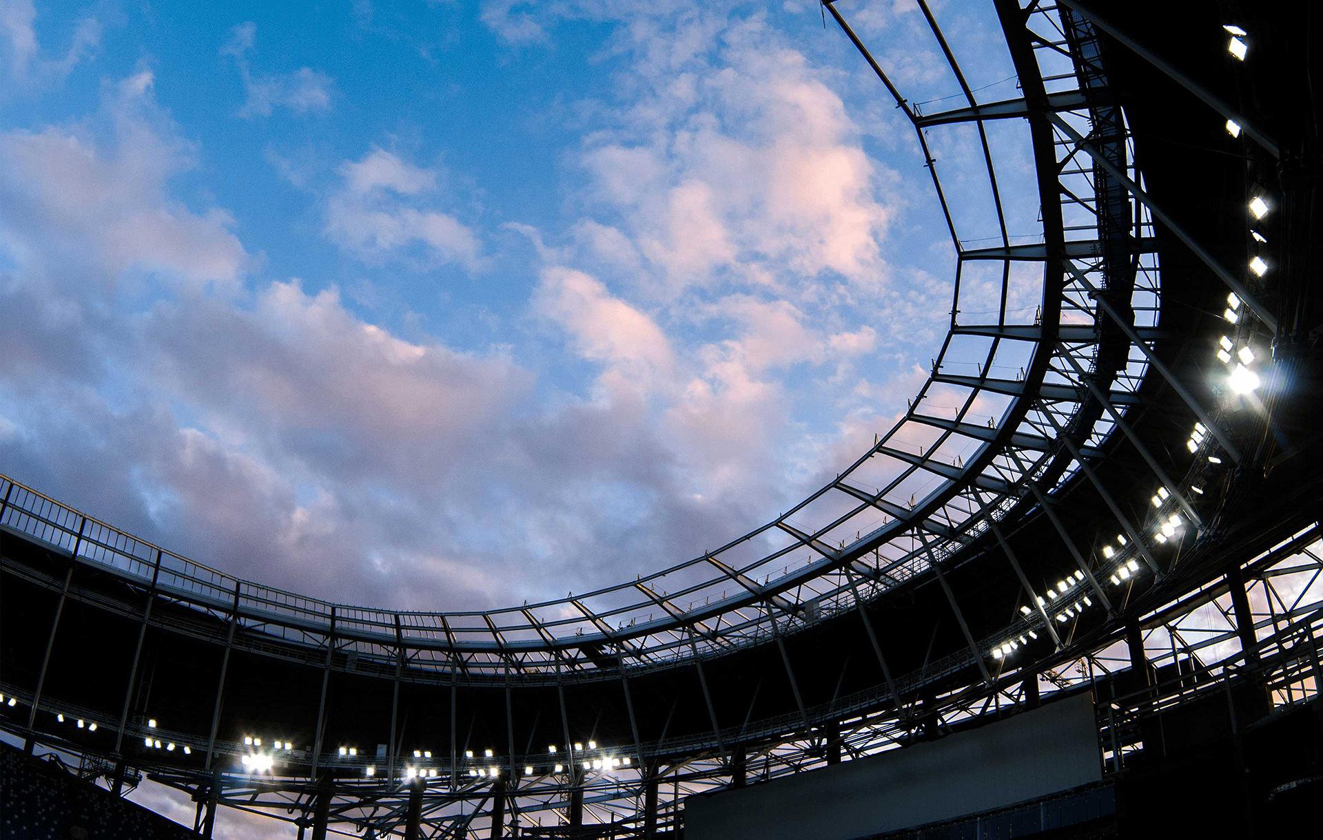 Beyaz Geceler'de Dünya Kupası
