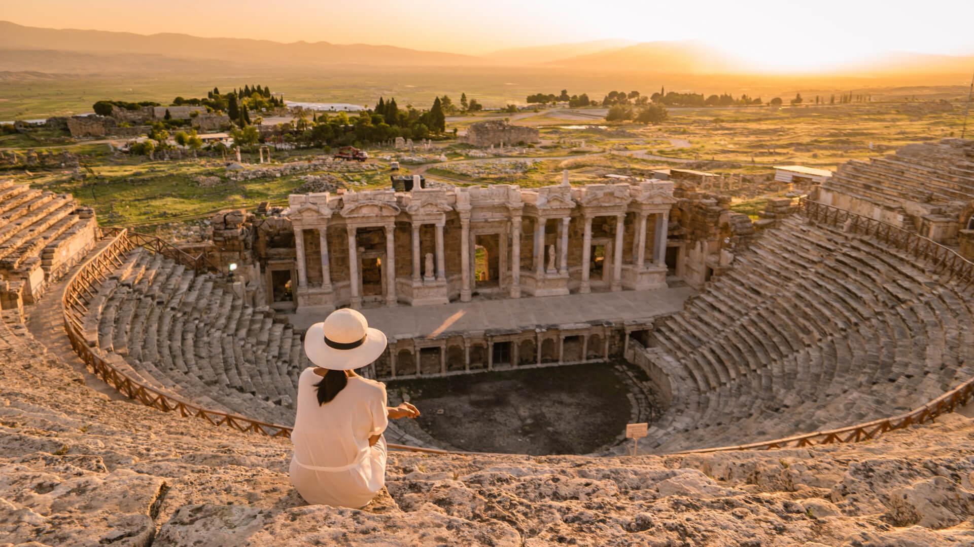 Anadolu'nun Kadim Kenti Hierapolis'in İzinde