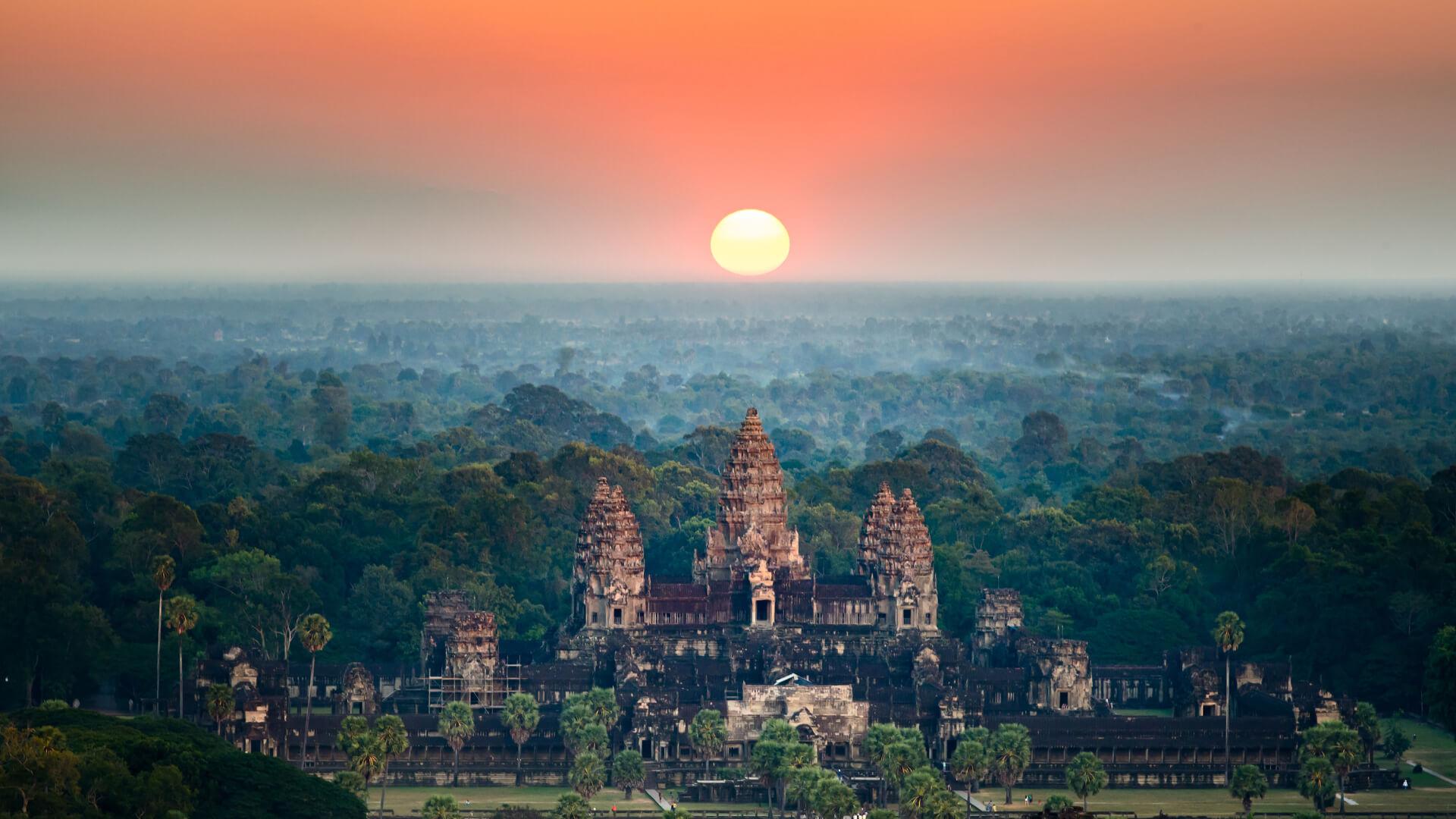 Angkor Wat'ın Peşinde Siem Reap'ta Eşsiz Bir Hafta Sonu