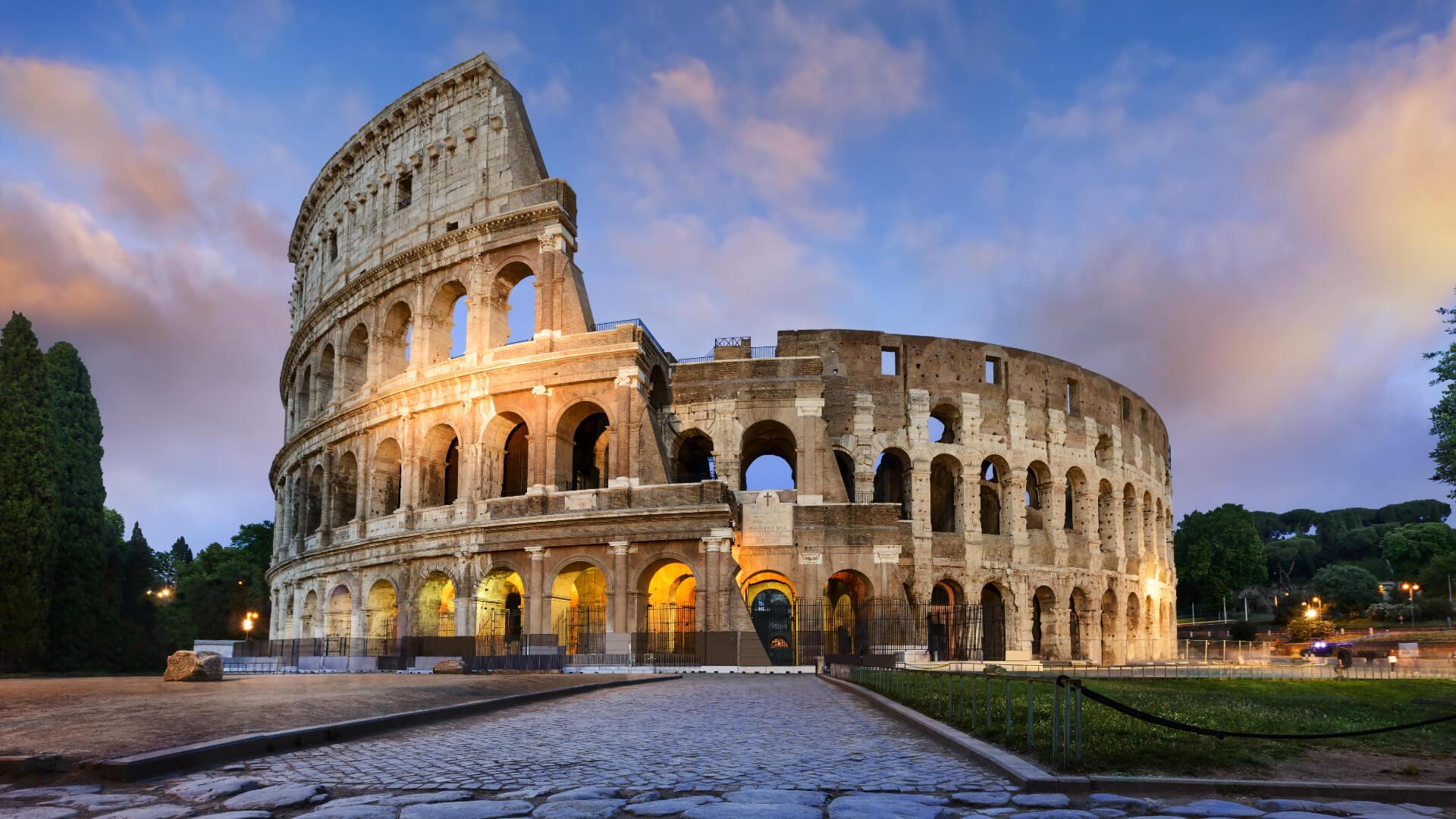 Aşık Olunası Bir Şehir; Roma