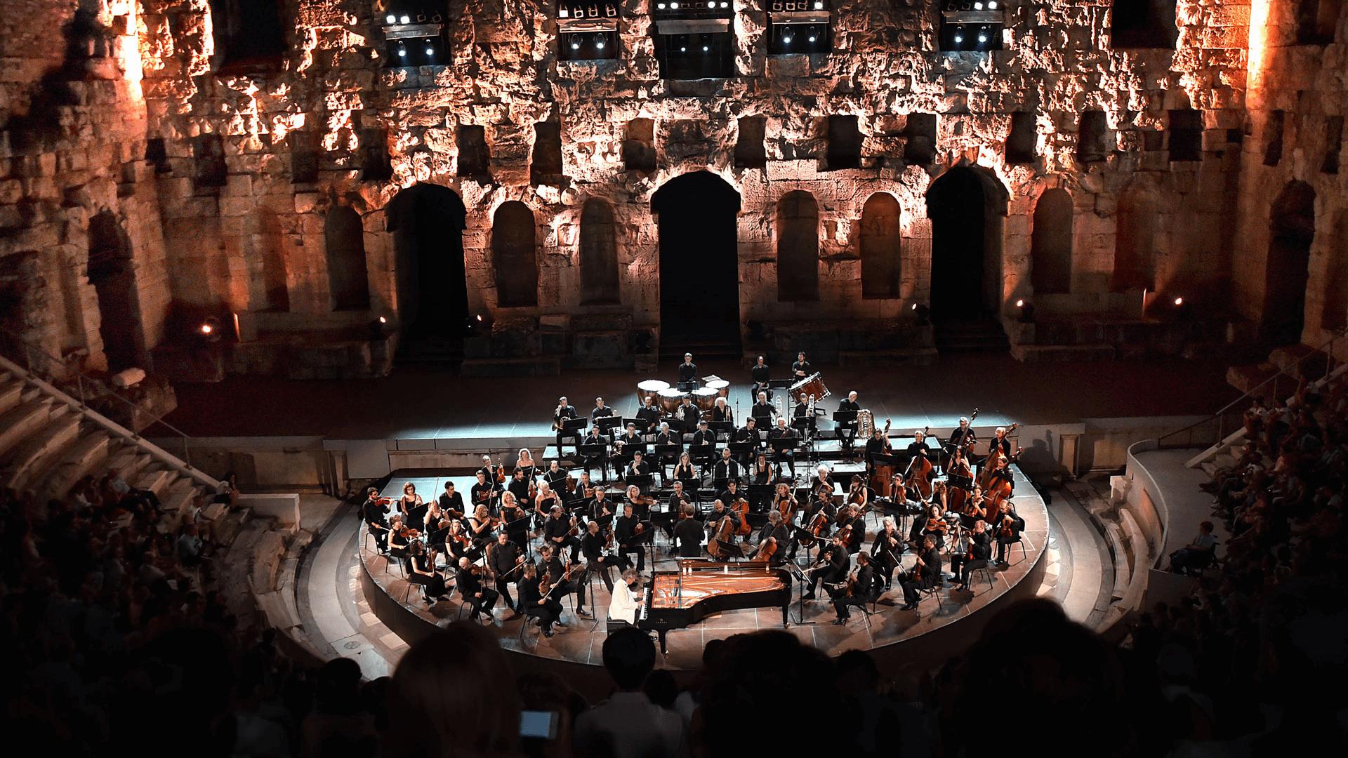 Atina'da Festival Zamanı: George Dalaras Konseri