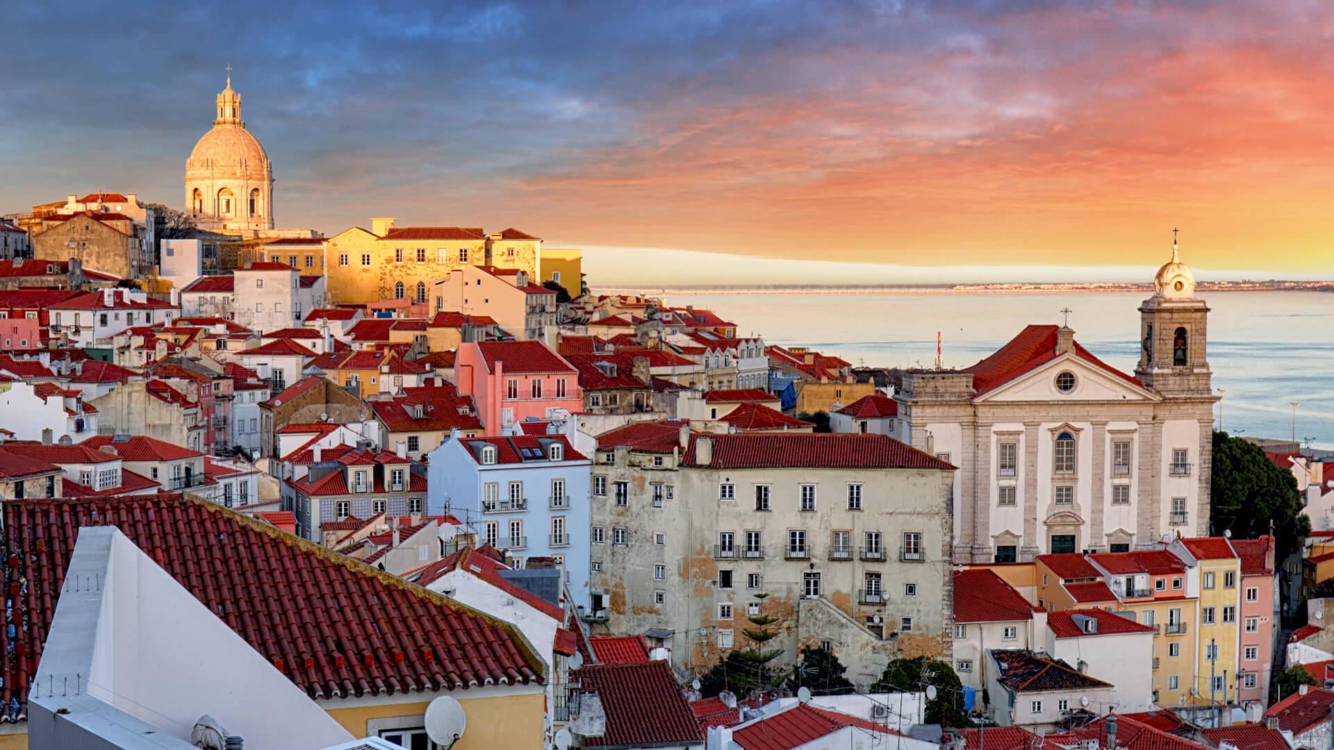 Atlantik Okyanusa Açılan Avrupa: Ola Lizbon!