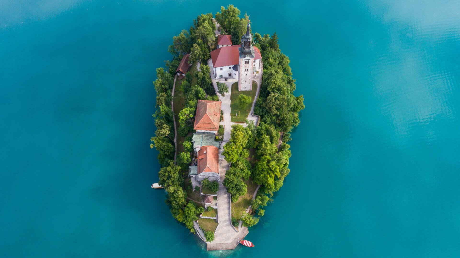 Avrupa'da Küçük Bir Masal Kasabası: Bled