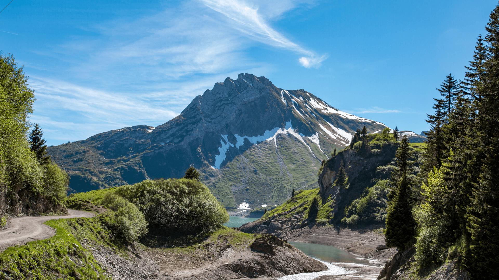 Avusturya Alpleri Yazın Bir Başka, Lech, Arlberg