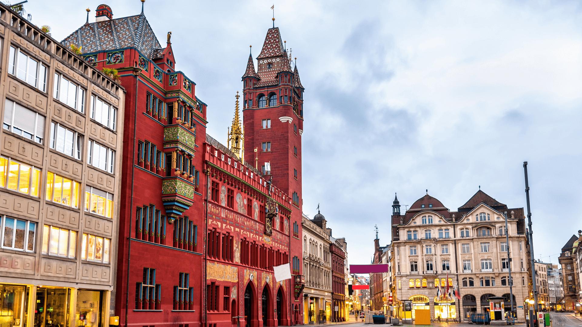İsviçre'nin Renkli Yüzü: Basel