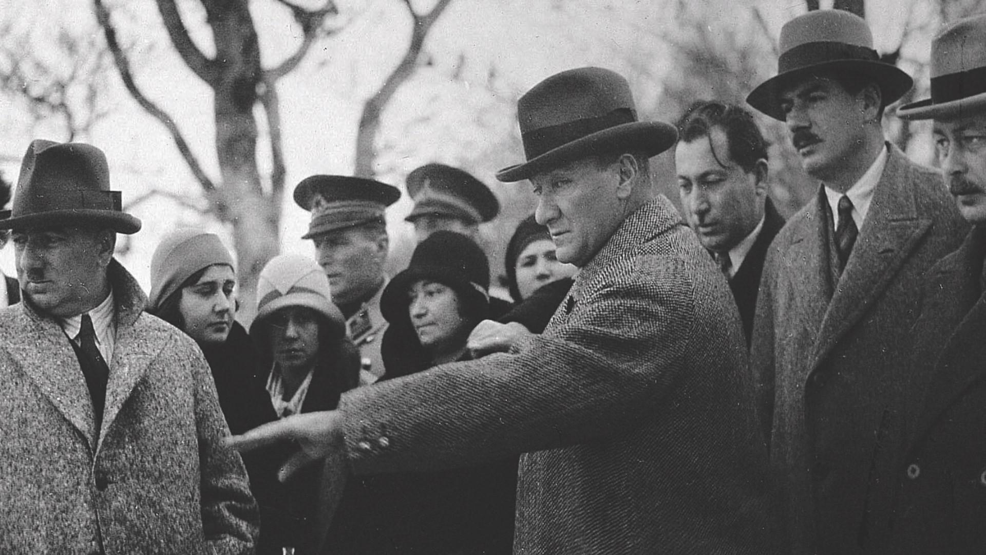 Göz Bebeği Yalova'dan Anıları ile Mustafa Kemal Atatürk