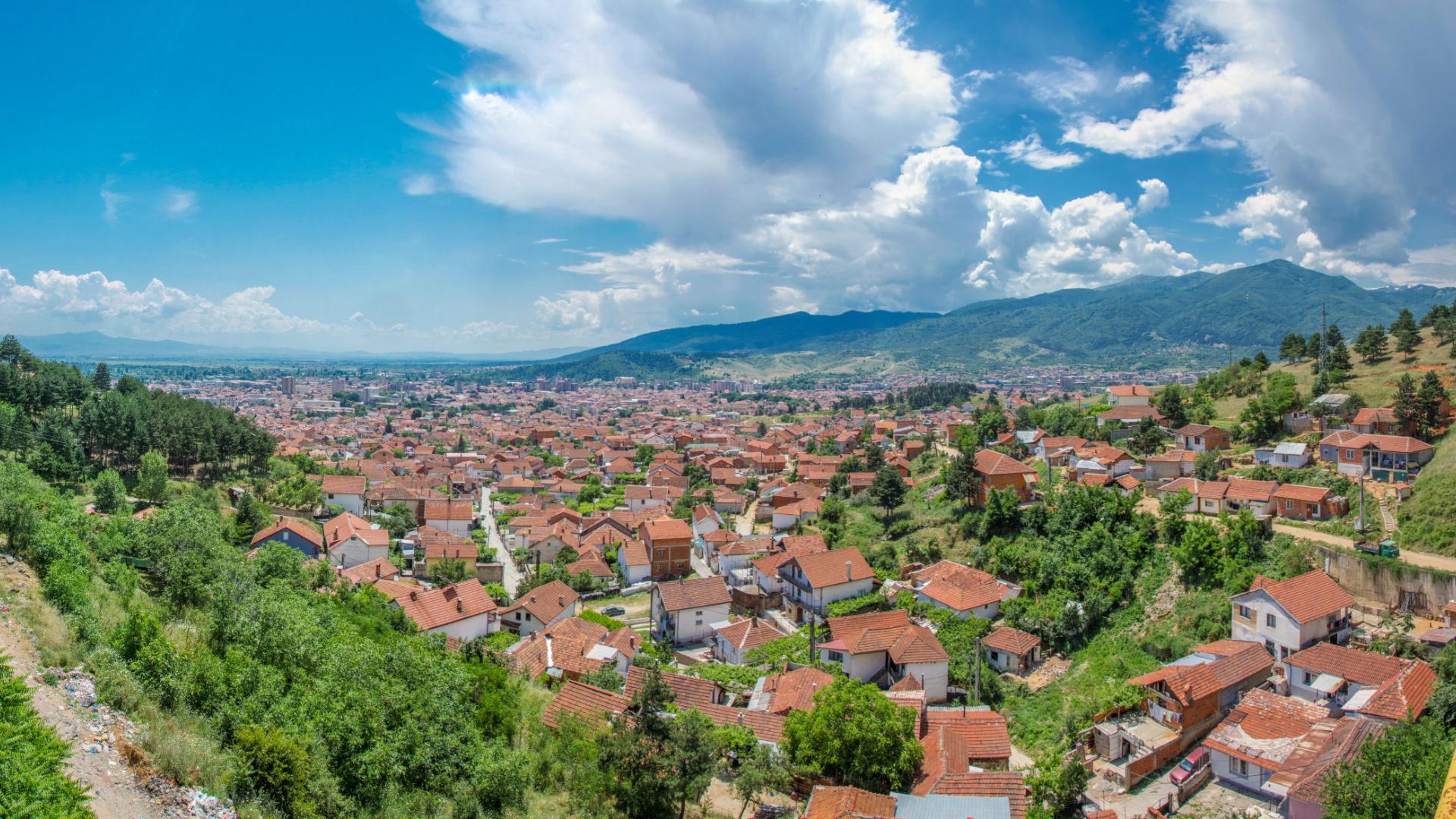 Balkanlar Gezisi; Makedonya Seyahati (1.Bölüm)